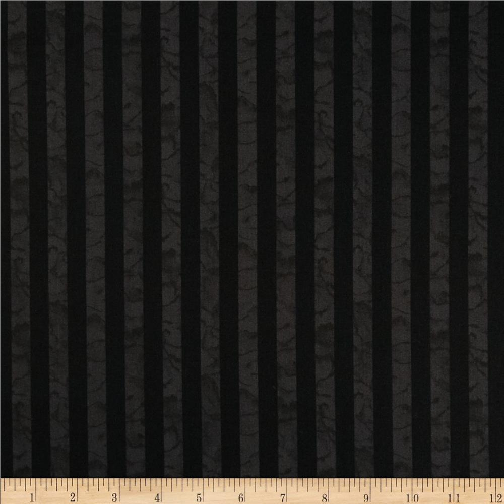 Wicked Stripe Black