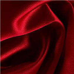 Bonne Stretch Satin Red