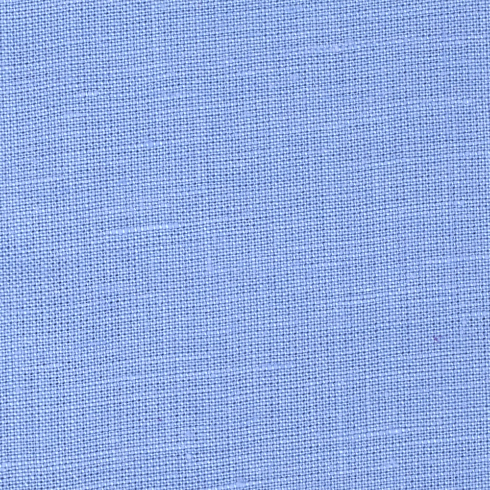 Formenti 100% Linen Cool Blue Fabric by Spechler-Vogel in USA