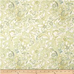 Anna Griffin Mirabelle Abstract Floral Green