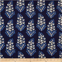 Richloom Solar Outdoor Neponset Indigo