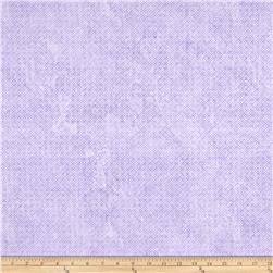 "Essentials 60"" Criss Cross Flannel Lavender"