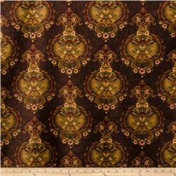 Trend 1305 Jacquard Blackberry