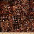 Kanvas Jumping Java Woven Texture Natural