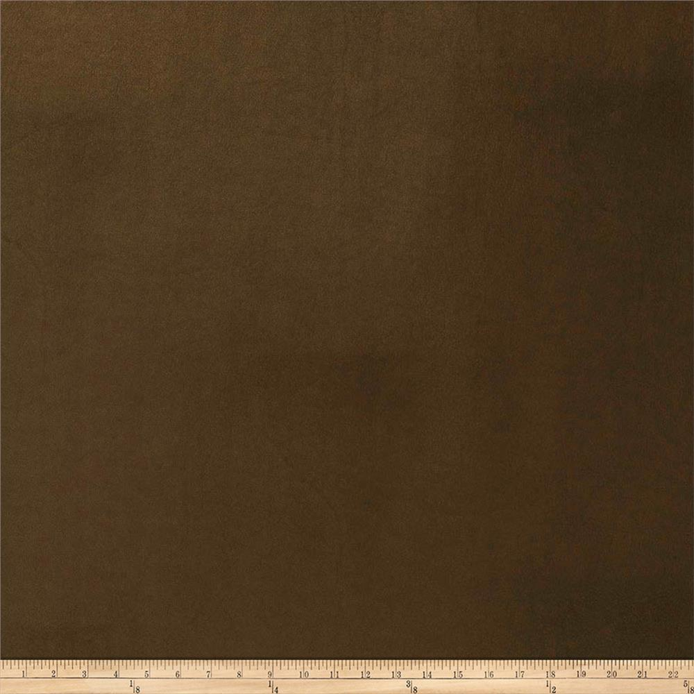 Trend 04105 Faux Leather Sepia