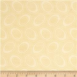 Kaffe Fassett Collective Aboriginal Dot Ivory