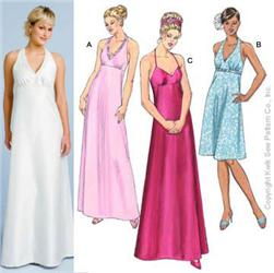 Kwik Sew Misses' Empire Dress Pattern