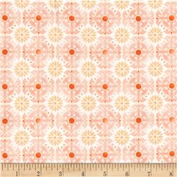 Treasures of Nature Under the Sea Tonal Medallion Peach