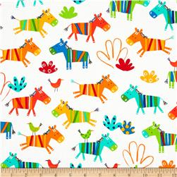 Jungle Creatures Donkey Bright