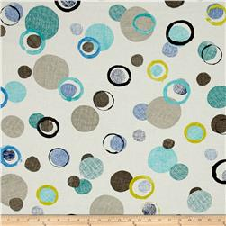 Contempo Cachet Bubbles Green/Gray
