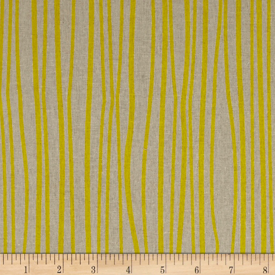 Image of Alison Glass Diving Board Seagrass Sunny on Tailored Cloth Fabric