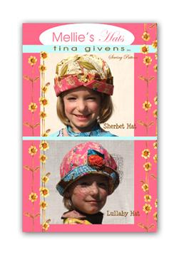 Tina Givens Mellies Hat Pattern