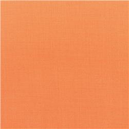 Sunbrella Outdoor Canvas Tangerine