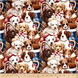 Animal Life Puppies Pals Multi