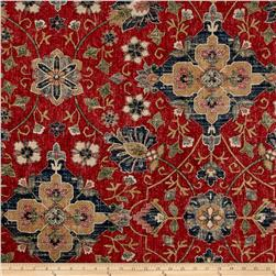 Covington Bettina Linen Vintage Red