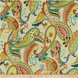 Covington Whimsy Paisley Multi Fabric