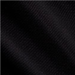 Double Knit Solid Jet Black