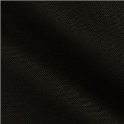 "60"" Water Repellent Cotton Duck Black"