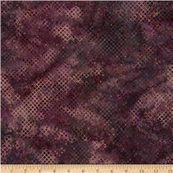 Bali Batiks Handpaints Shibori Rum Raisin Fabric