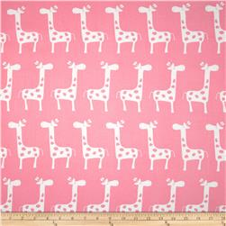Premier Prints Gisella Baby Pink Fabric