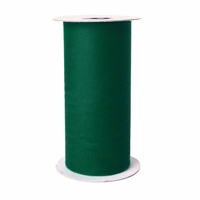 Tulle Spool Emerald