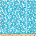 Dena Designs Winterland Sprig Blue