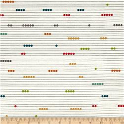 Birch Organic Double Gauze Abacus Multi