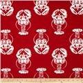 Premier Prints Indoor/Outdoor Lobster Rojo