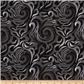 Novelties Flames Grey& White/Black