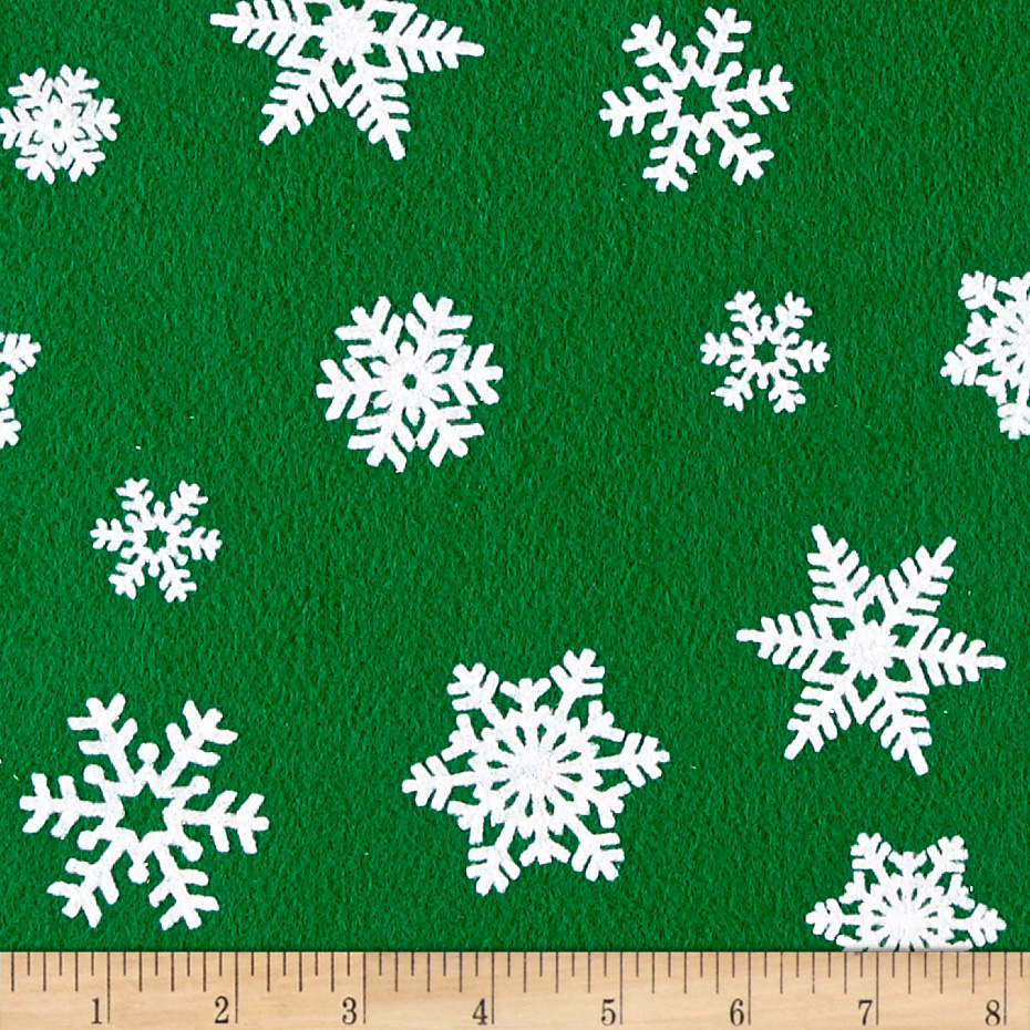 Holiday Felt 9'' x 12