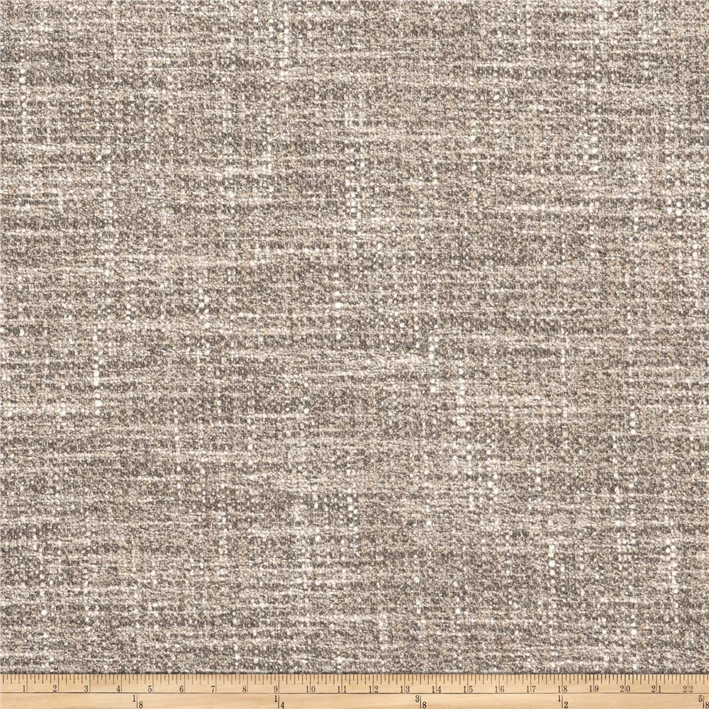 Fabricut Equilibrium Tweed Basketweave Platinum