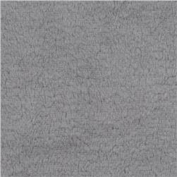 Fleece Solid Stone