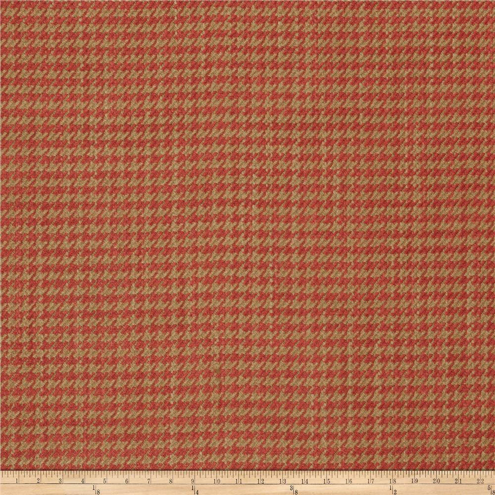 Fabricut Genius Red Pepper