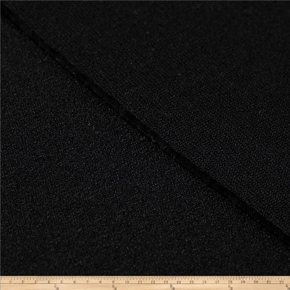 2mm Nylon Double Lined Neoprene Black/Black