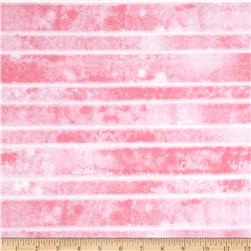 The Garden Club Stripe Texture Pale Pink