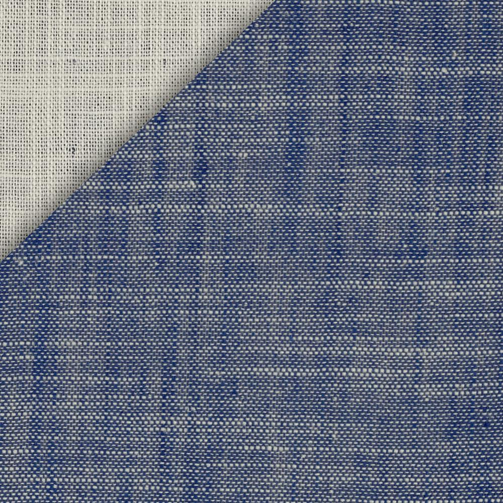 Kaufman Double Cloth Cotton Chambray Indigo