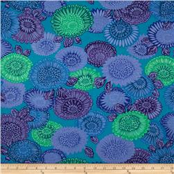 Kaffe Fassett Collective Lacy Blue