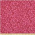 Imperial Paisley Scroll Pink