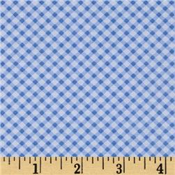 Moda Windermere Prints Gingham Lake