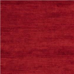Fabricut  Highlightvelvet Cherry
