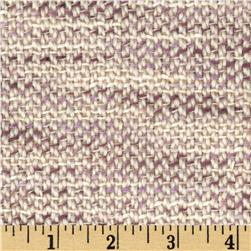 Boucle Coating Fancy Lavender/Cream