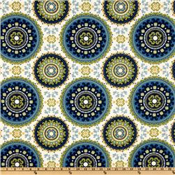 Richloom Indoor/Outdoor Bindis Summer Home Decor Fabric