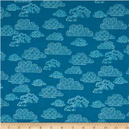 Cloud 9 Organic First Light Nimbus Teal