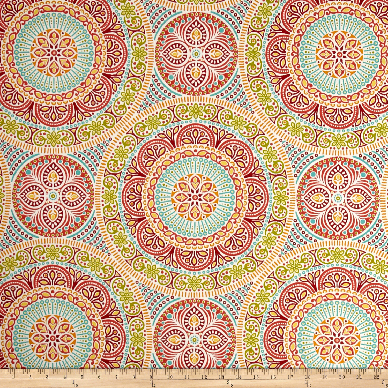Image of Bryant Indoor/Outdoor Delancey Jubilee Fabric