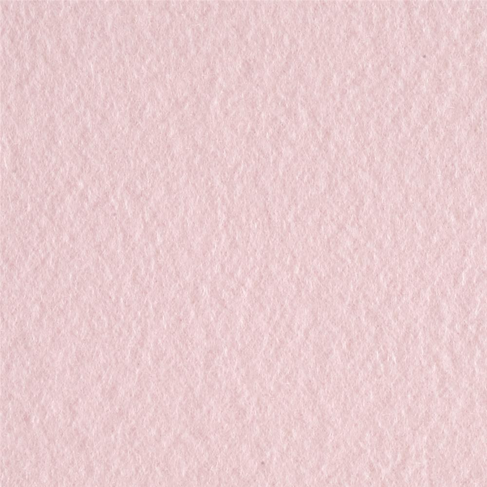 Polar Fleece Solid Light Pink