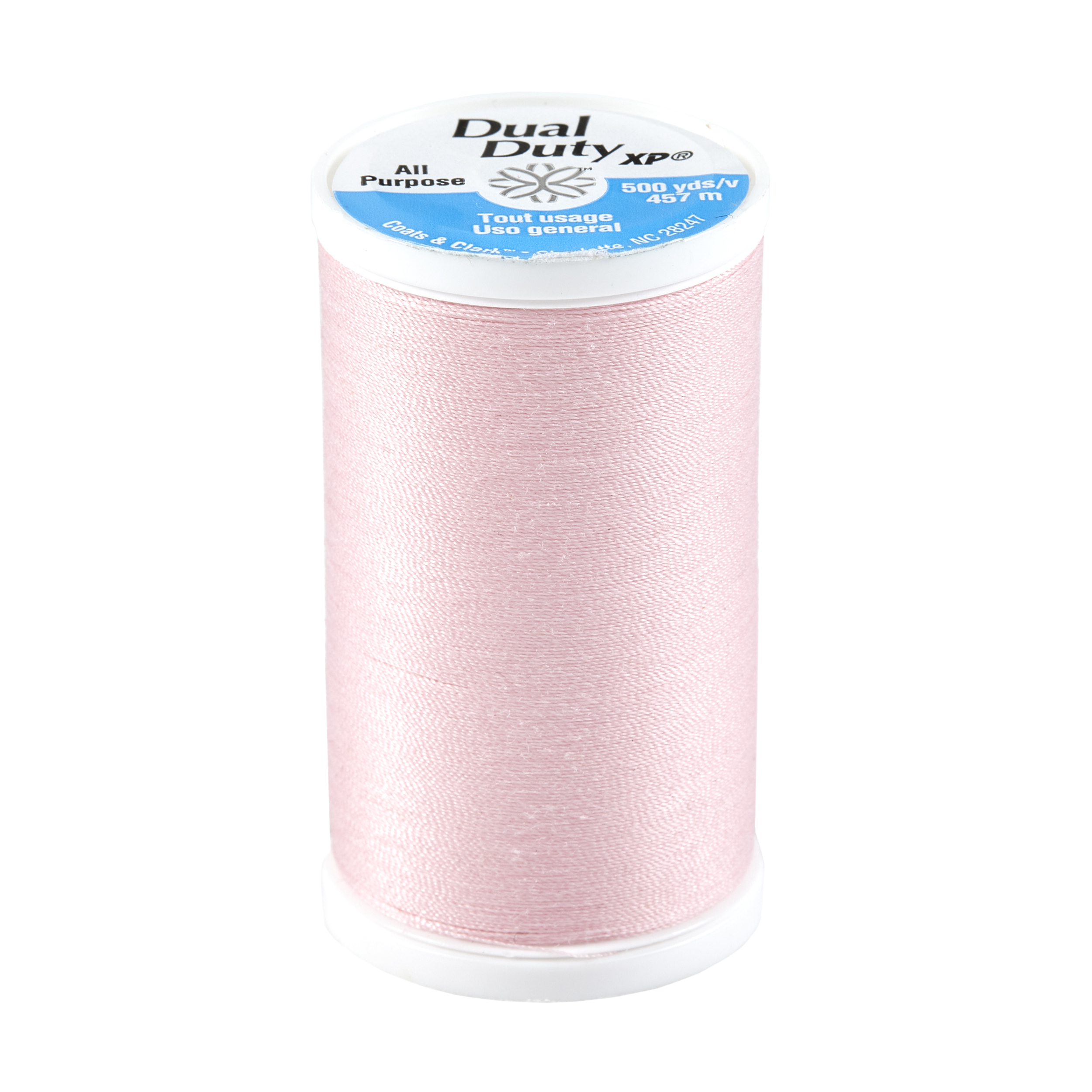 Dual Duty XP General Purpose Thread 500 YD Pink