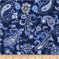 Blues Clues Large Paisley Blue/Dark Blue
