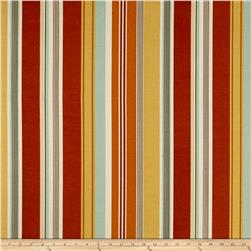 Bryant Indoor/Outdoor Hudson Stripe Ginger