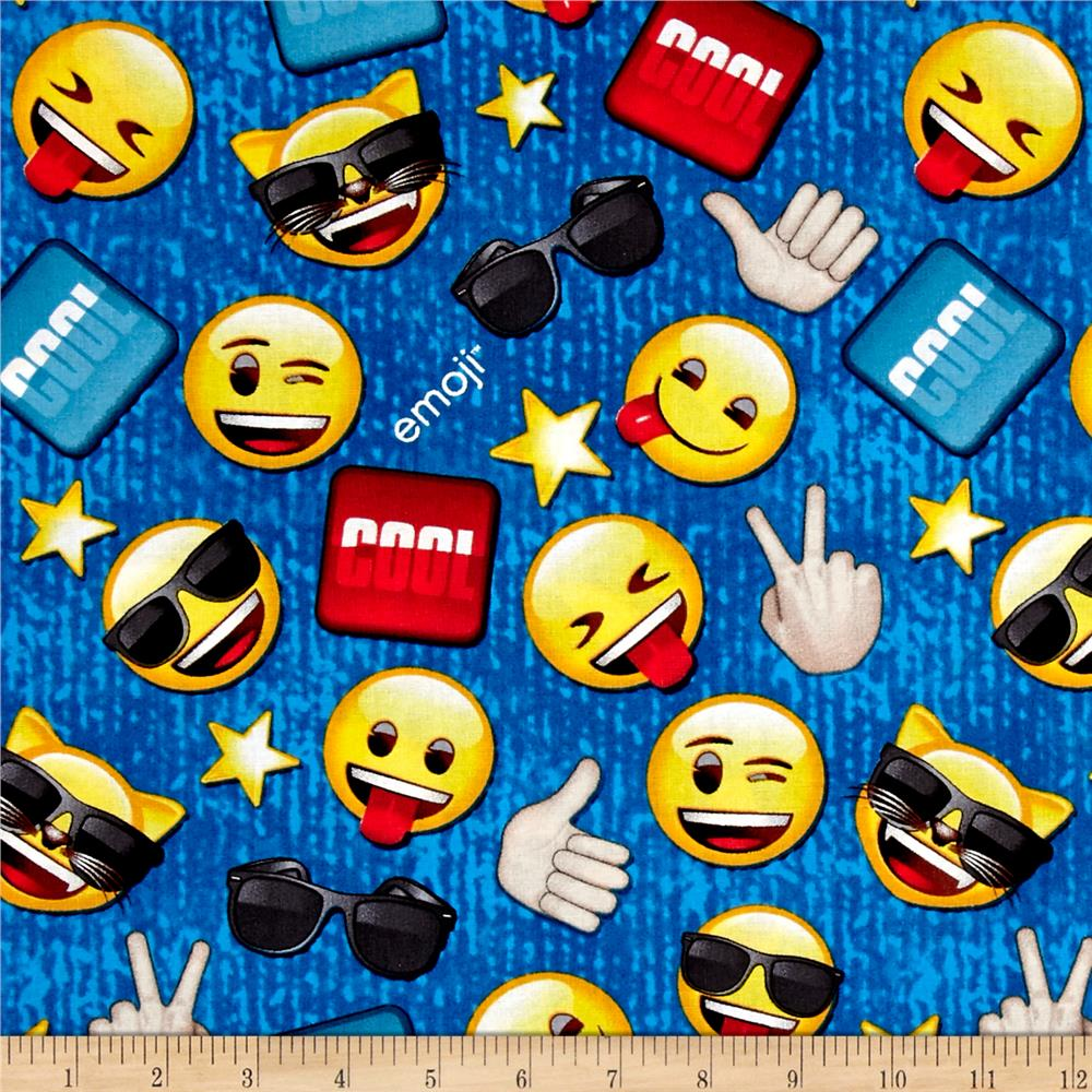 Emoji Cool Guy Emoji