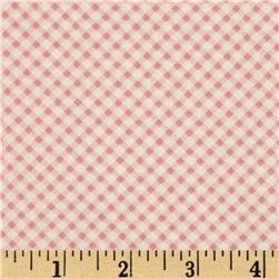 Moda Ambleside Gingham Blush